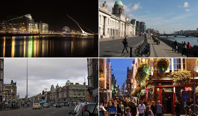 """Hoteles 3 """"B""""(Bueno, Bonito y Barato) donde hospedarse en Dublín"""