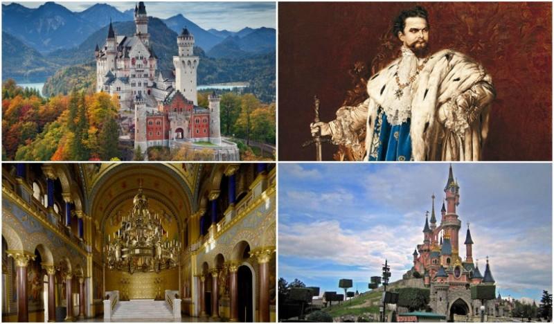 Neuschwanstein, el castillo que inspiró a Disney