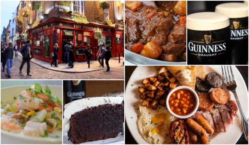 10 restaurantes para comer sabroso y barato en Dublín