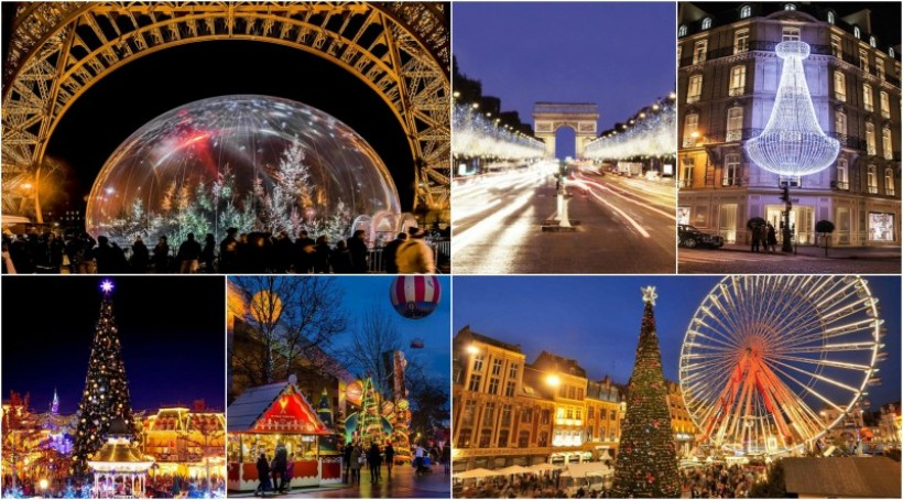 Things to do in Paris this Christmas 2019